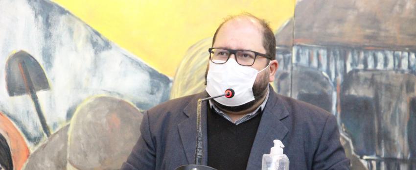 Fabiano Caitano sugere estudo de viabilidade para a implantação de um Programa na área de tecnologia