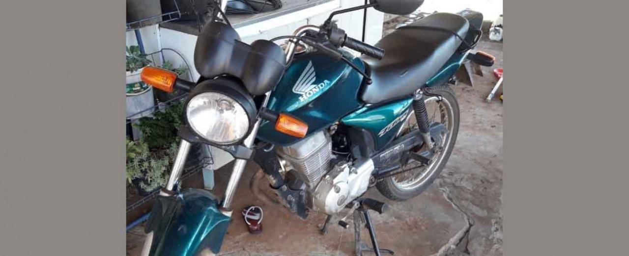 Casal de Concórdia perde R$ 3 mil ao tentar negociar moto