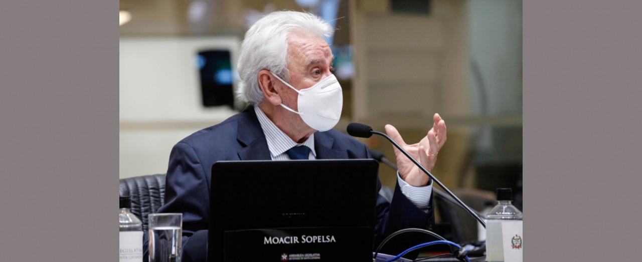 Sopelsa é relator do projeto que institui a política de combate ao abigeato e crimes em áreas rurais