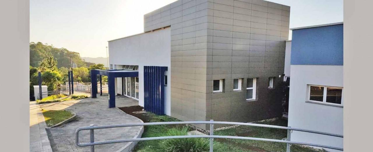 Obras de reforma da UPA de Concórdia estão paradas