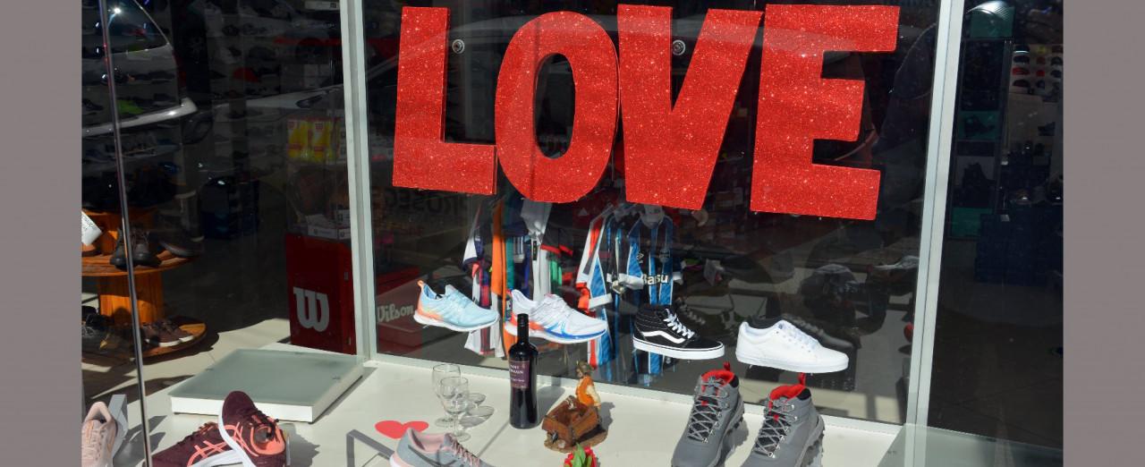 Comércio de Concórdia registra crescimento nas vendas para o Dia dos Namorados