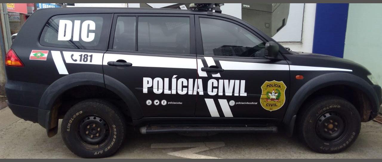 Somente documentos foram levados por bandidos durante assalto em Concórdia