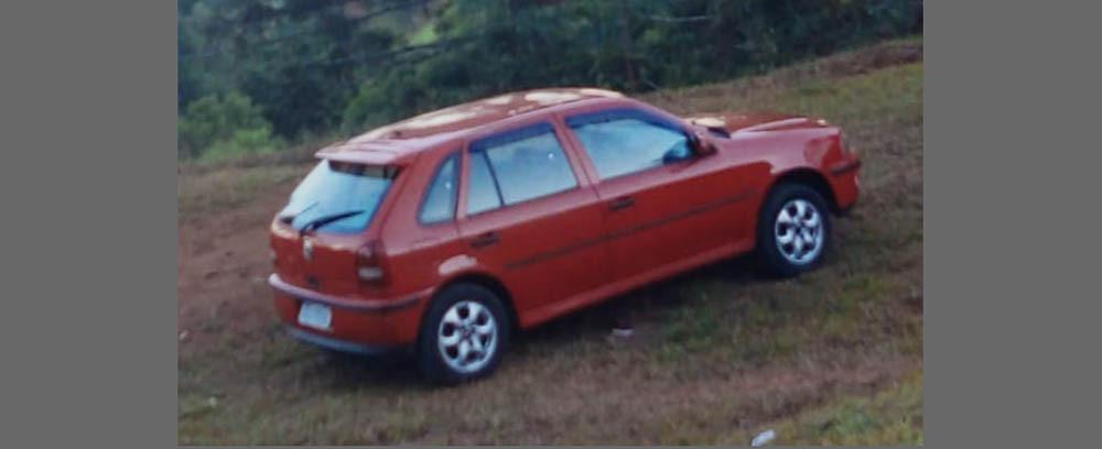 Gol que foi localizado próximo do Colégio Olavo /Foto: Divulgação