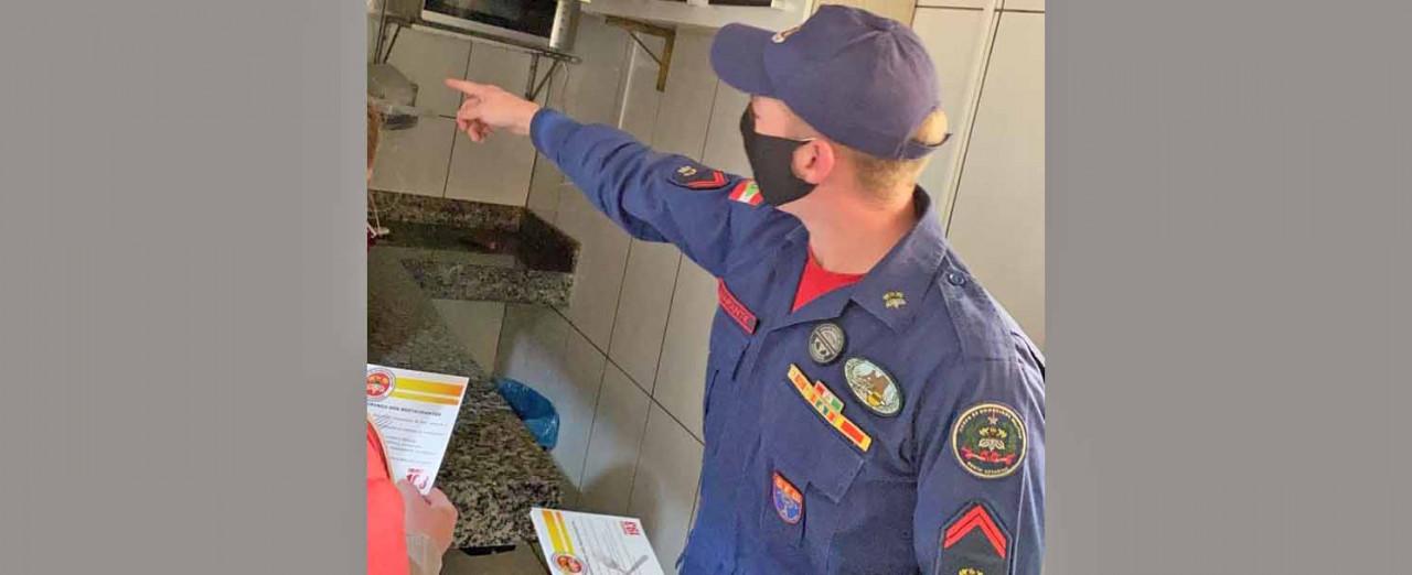 """Corpo de Bombeiros Militar realiza Operação """"Alerta Vermelho"""""""