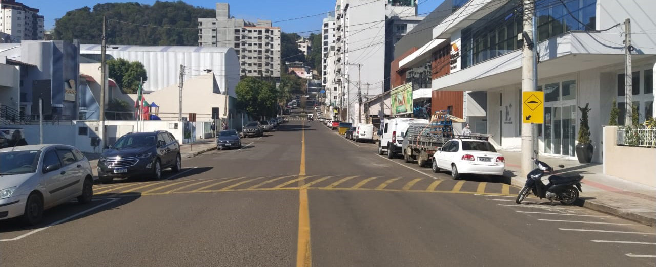 Frota concordiense com mais de mil veículos emplacados no primeiro semestre