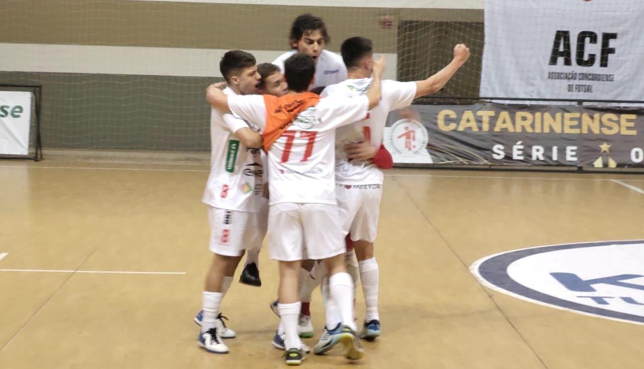ACF conquista quatro pontos na abertura do Estadual Sub-20