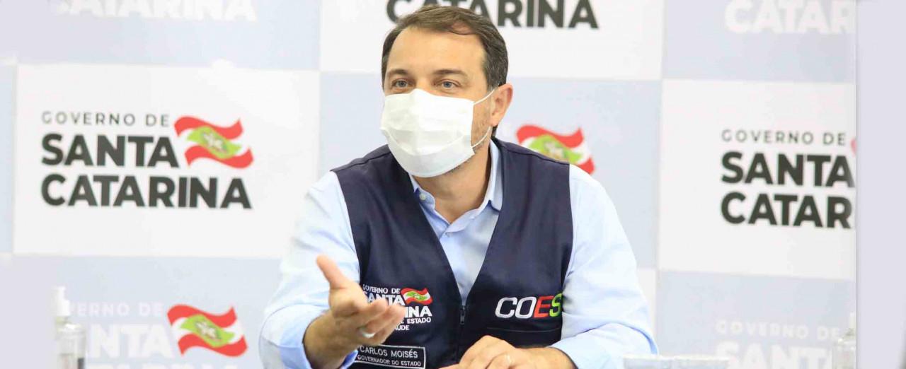 Deputados Saretta e Sopelsa anunciam vinda do governador a Concórdia no próximo dia 21