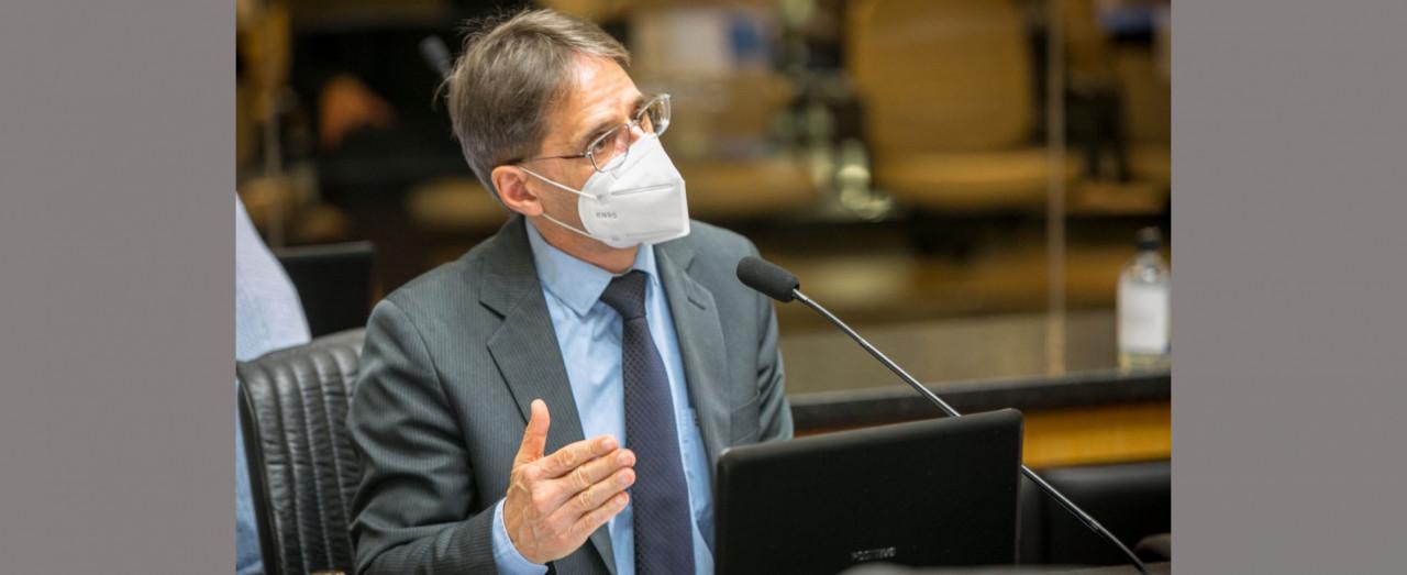 OUÇA: Saretta terá parte de emendas parlamentares anunciadas pelo governador Moisés