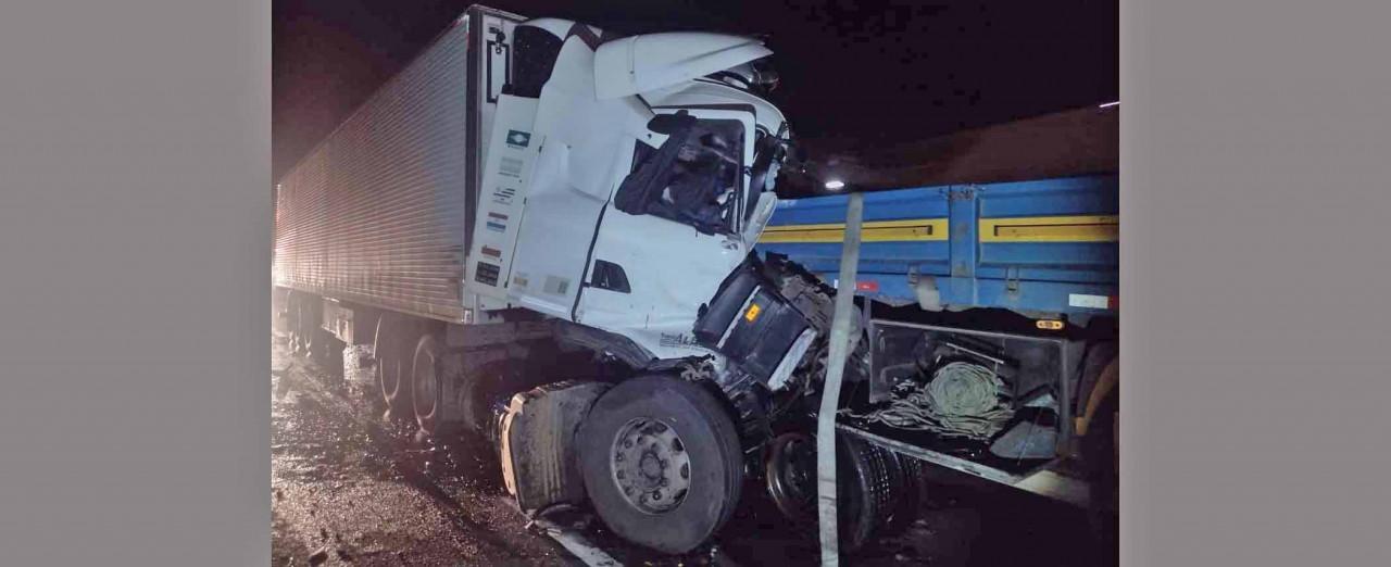 Motorista de Peritiba, que dirigia carreta de empresa de Concórdia, morre em acidente em SP