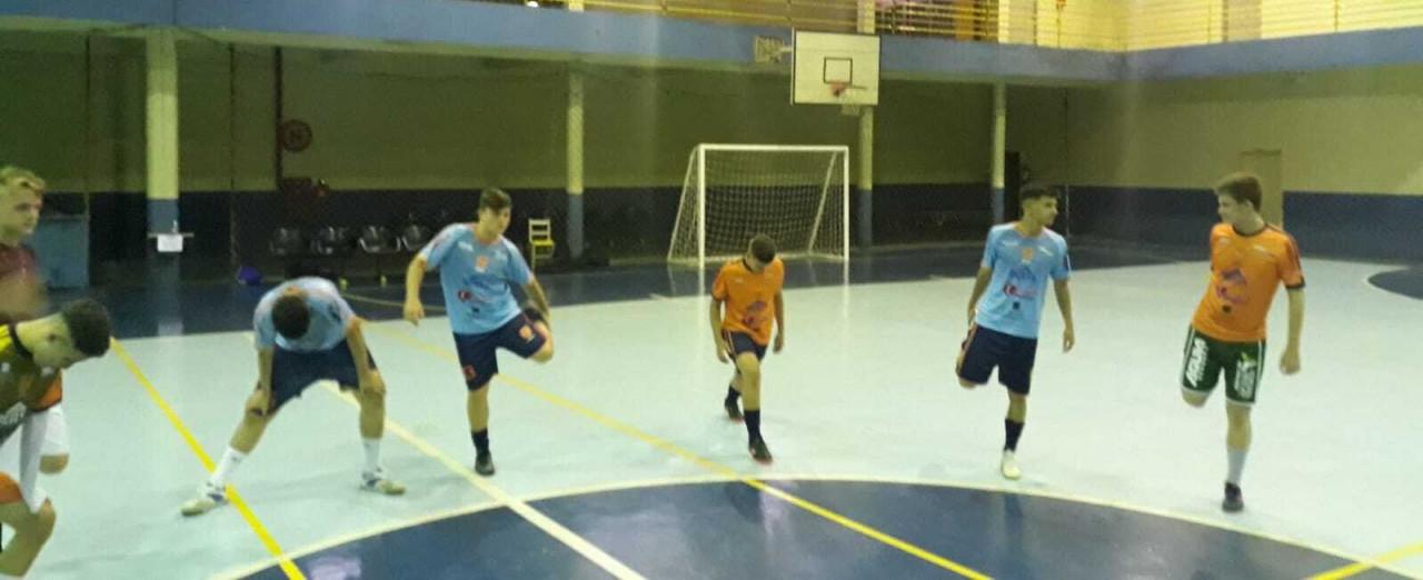 Futsal Moleque estreia neste sábado no Sub-17