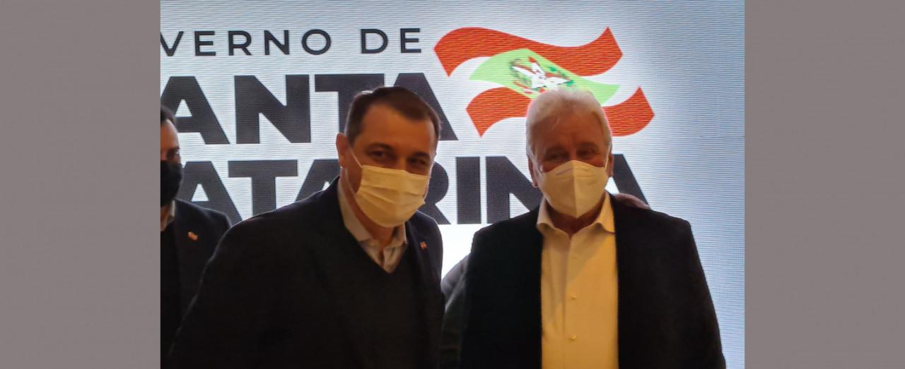 OUÇA:  Deputado Sopelsa tem mais de R$ 6,5 milhões de emendas liberadas