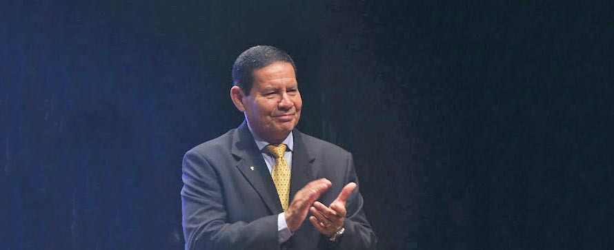 A possível renúncia do vice-presidente Mourão
