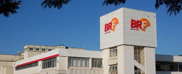 BRF tem crescimento de 27% na Receita Líquida