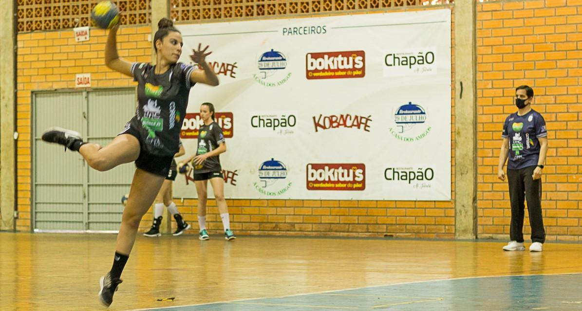 AAU UnC Concórdia inicia a fase final do Brasileiro Júnior