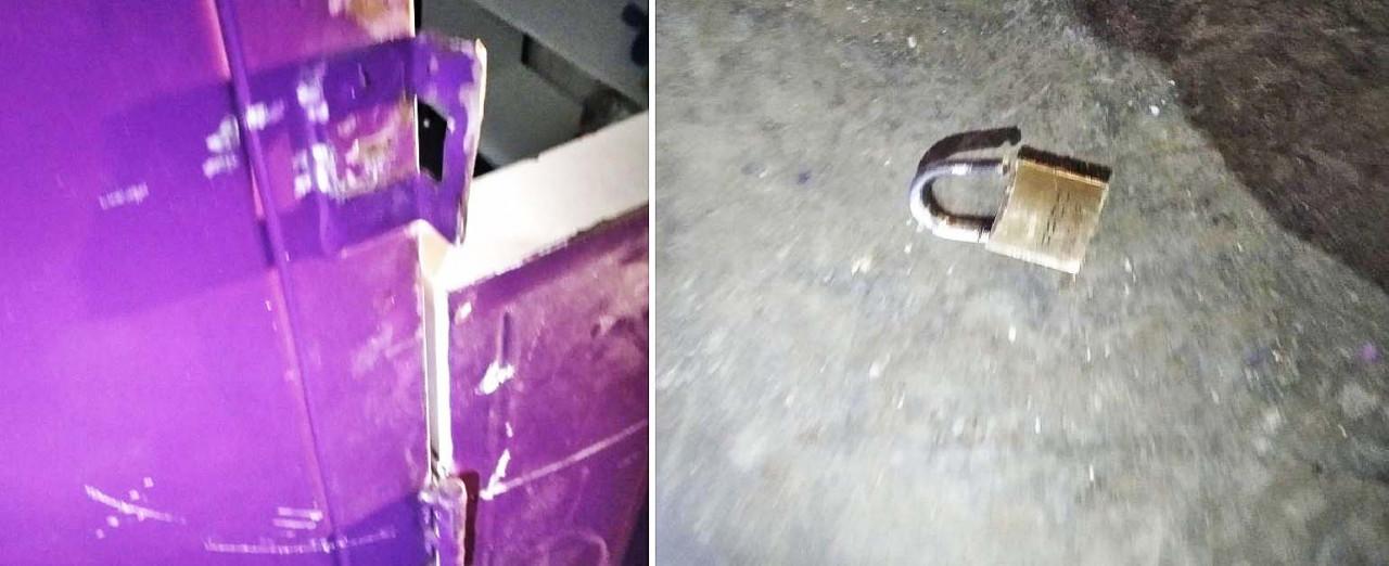 Homem é preso em flagrante quando furtava produtos em estabelecimento comercial de Ipumirim