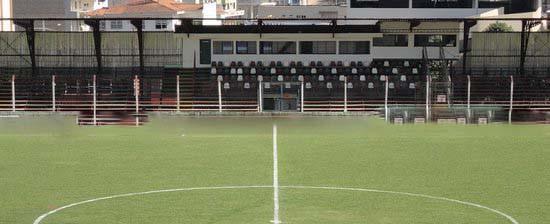 Estádio Municipal de Concórdia poderá voltar receber até 1,5 mil torcedores