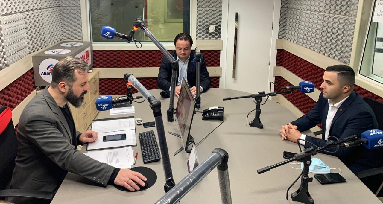 OUÇA: Deputado federal Rodrigo Coelho cumpre agenda em Concórdia e fala de liberação de emendas