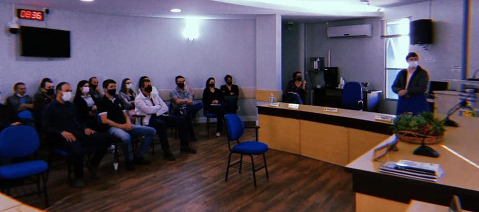 OUÇA: Previsão de orçamento da Prefeitura de Ipumirim para 2022 é de R$ 40,5 milhões