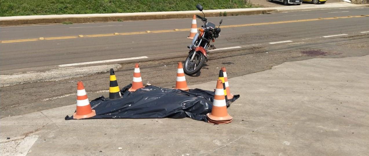 Atropelamento mata pedestre de 52 anos na Tancredo Neves