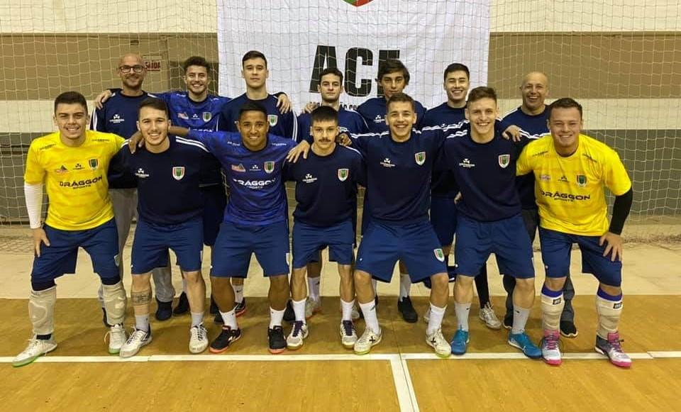 ACF enfrenta o Joaçaba na abertura da segunda fase da competição