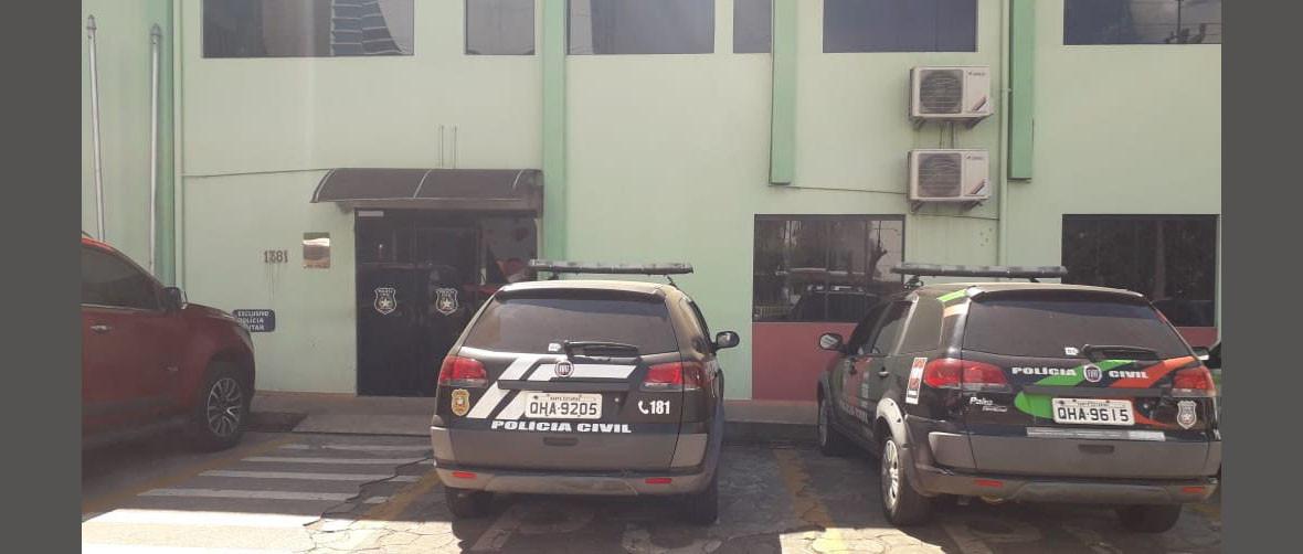 Homem é preso em flagrante por tentativa de estupro de criança