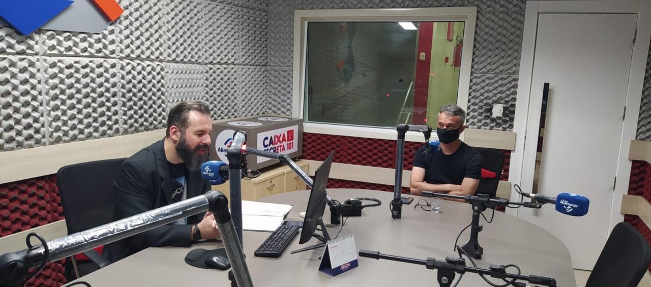 OUÇA: Auxiliar técnico da Seleção Brasileira de Futsal fala sobre o Mundial da Lituânia