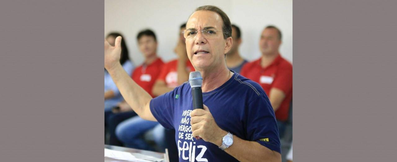 PT realiza encontro regional em Concórdia para organizar eleições de 2022