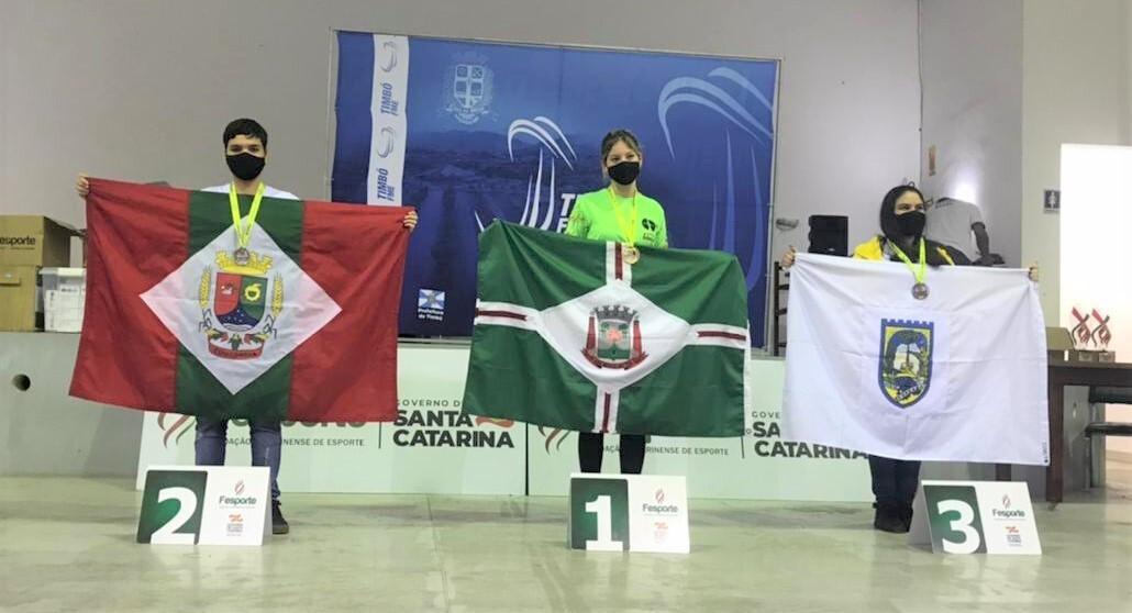 Xadrez de Concórdia conquista dez medalhas nos Joguinhos Abertos