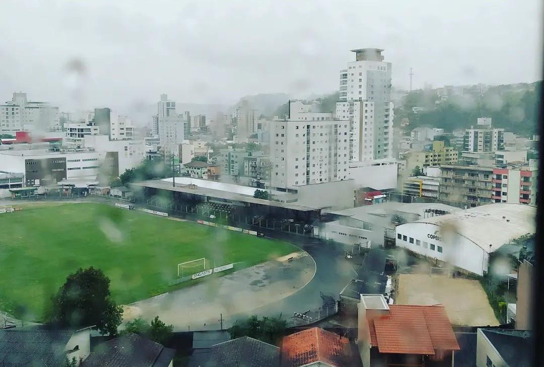 Dois municípios da Amauc registram os maiores volumes de chuva nas últimas horas