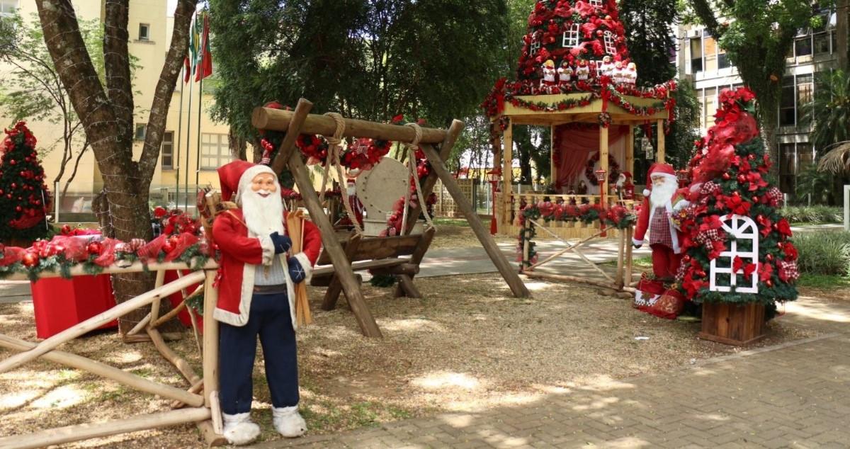 OUÇA: Natal Concórdia inicia no dia 27 de novembro