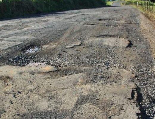 Prefeitura de Piratuba pretende licitar revitalização da SC-135 ainda neste ano