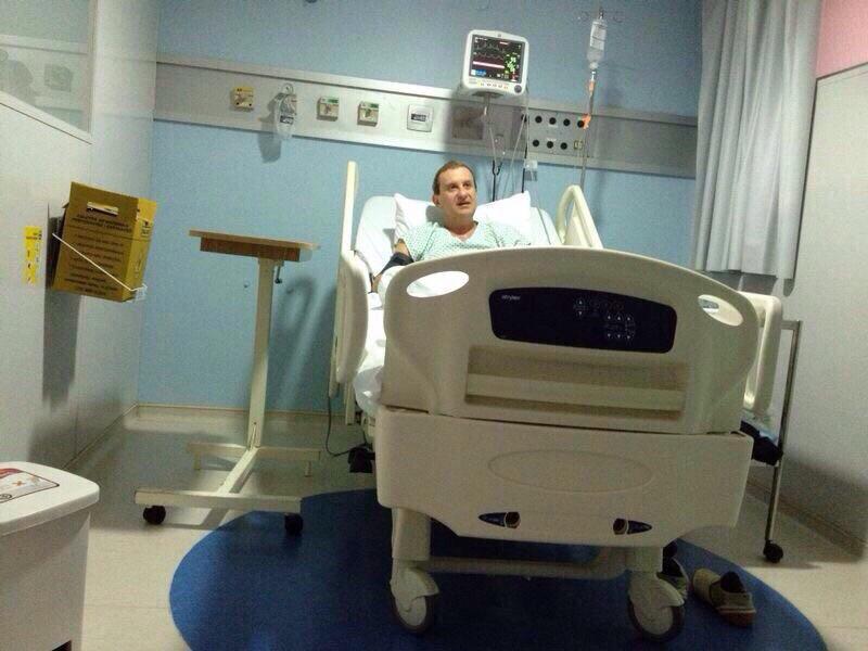 Doleiro Alberto Youssef mantém quadro clínico estável, diz hospital