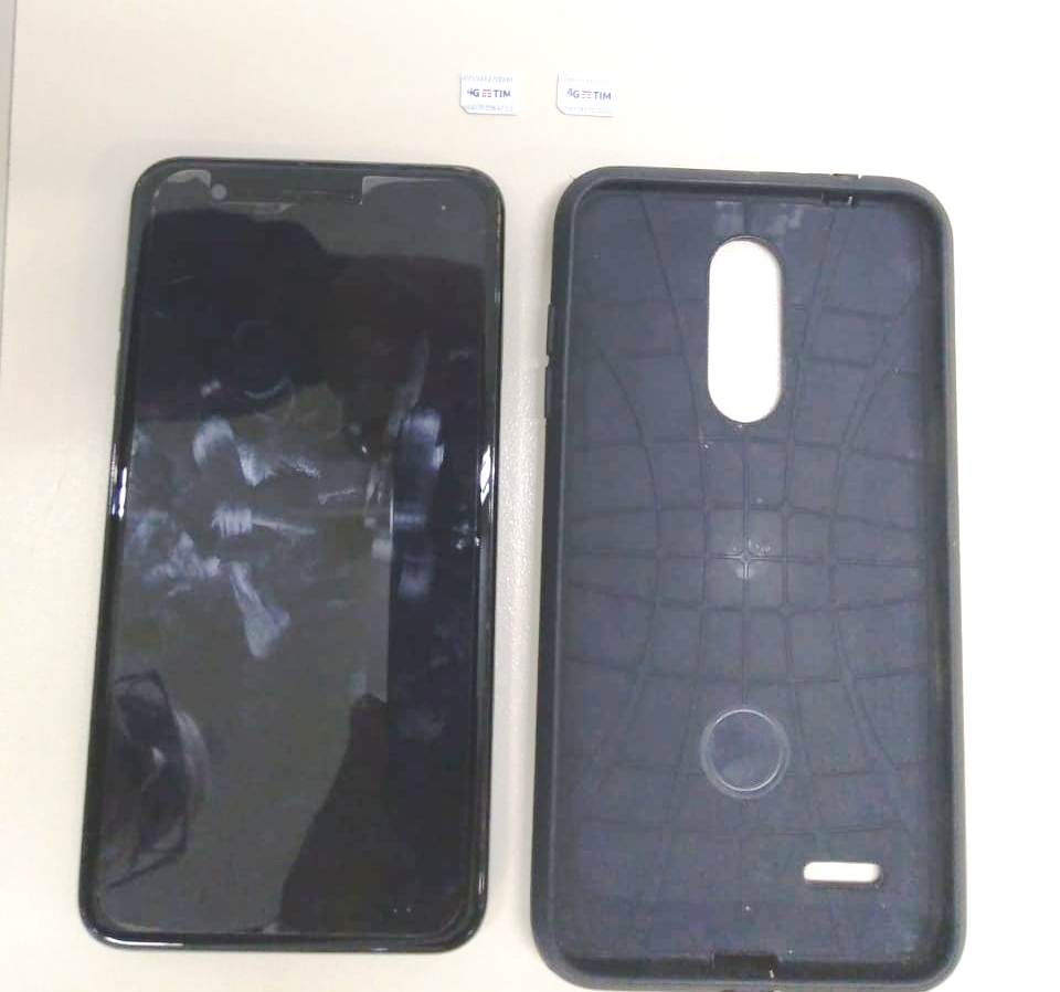 Polícia recupera celular furtado em Concórdia