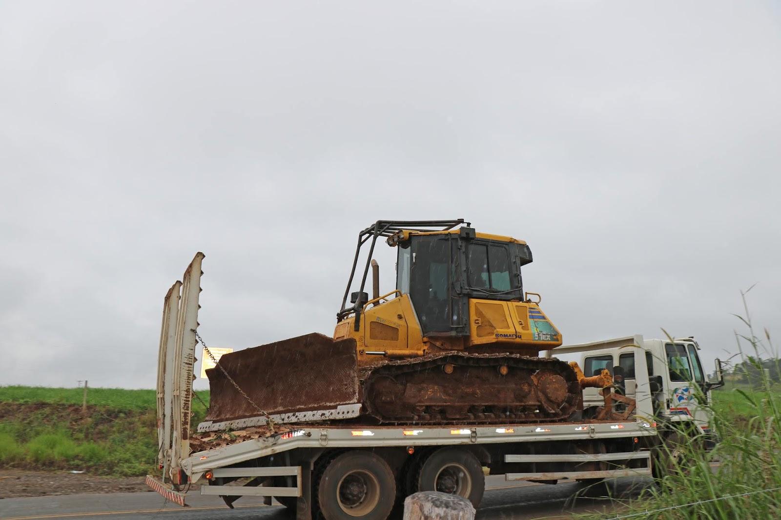 Possível uso indevido de caminhão da Prefeitura de Piratuba será investigado