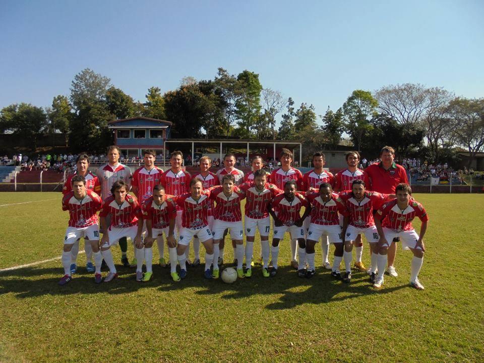 Cruzeiro em campo pelo Estadual de Amadores