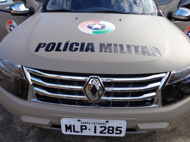 PM de Concórdia prende foragido da Penitenciária de Chapecó