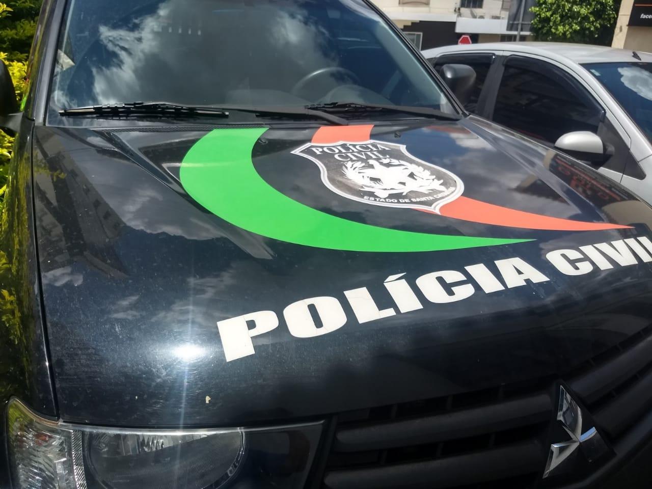 Três pessoas são presas na operação realizada em Ipumirim e Arabutã