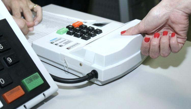 Cadastro biométrico não é obrigatório na região