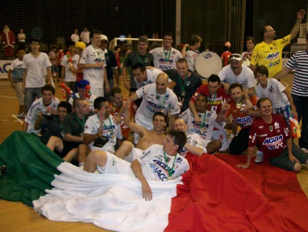 Futsal é campeão da Divisão Especial de 2011