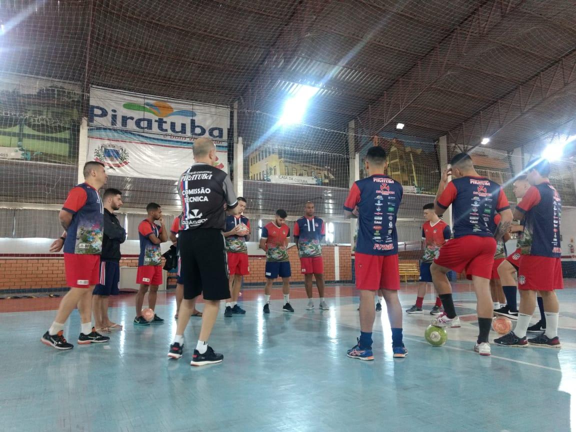 AEP Termas de Piratuba Futsal joga em casa hoje contra Palmitos
