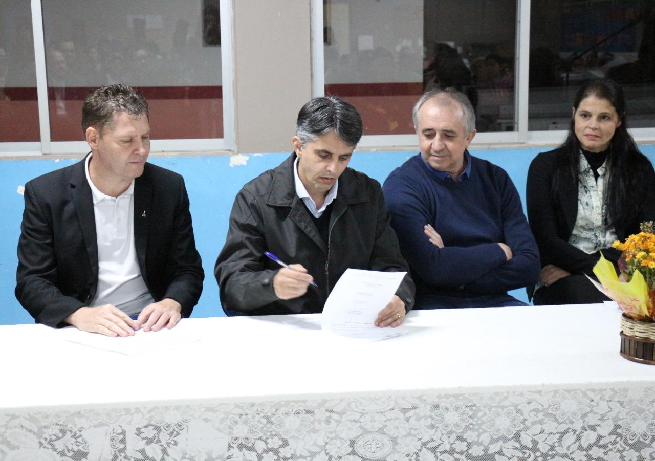 Autorizada reforma na EBM Santa Rita de Concórdia