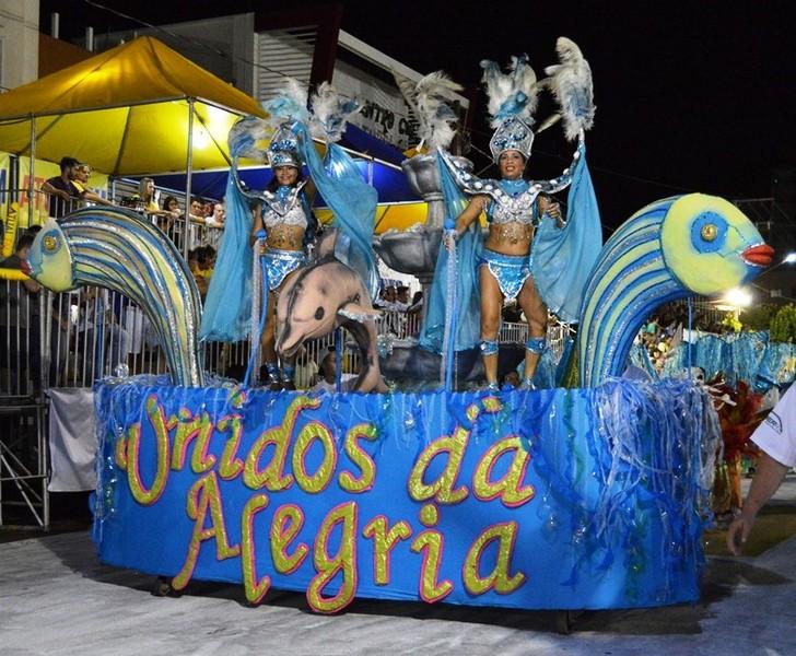 Carnaval de Concórdia deve virar produto turístico