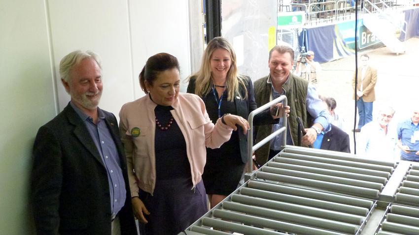 Governo Federal promete R$ 40 milhões para produção de abatedouro móvel