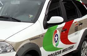 Veículo furtado é recuperado pela Polícia em Itá