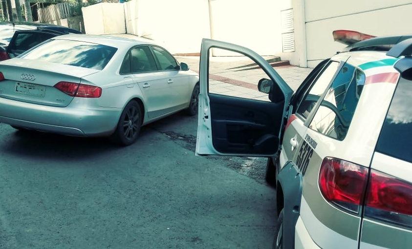 Concórdia: Homem furta carro, se arrepende e decide devolver o veículo