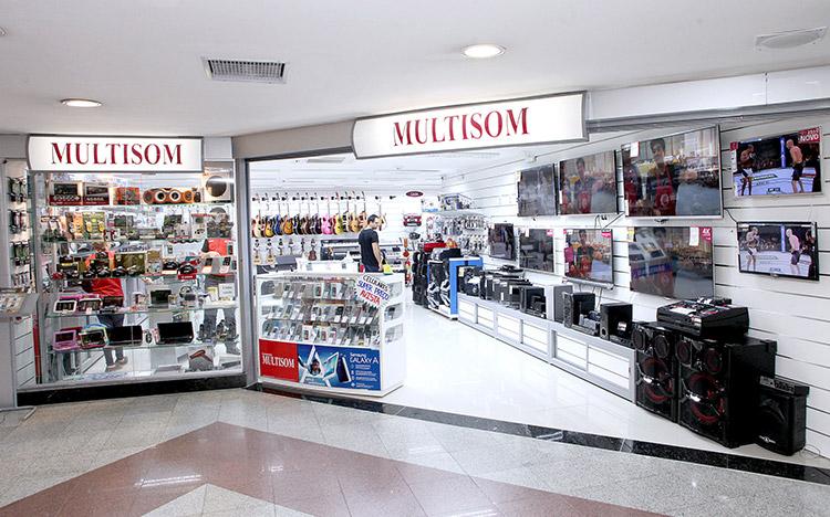Schumann Móveis e Eletro compra a empresa Multisom