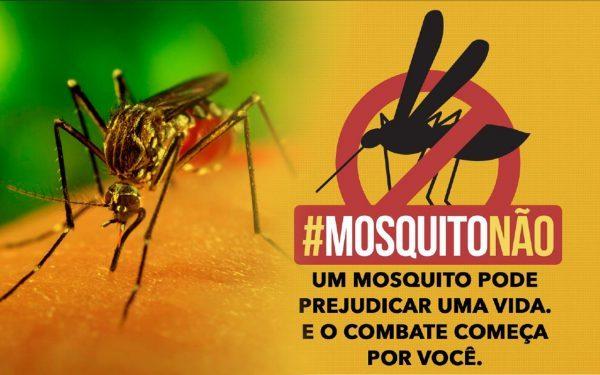 Concórdia tem o primeiro caso confirmado de dengue