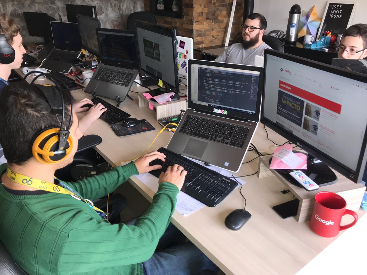 Aliança investe na modernização do portal de notícias